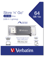 Disque dur USB Store 'n' Go Lightning