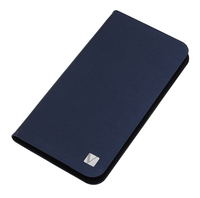 Folio Pocket per iPhone 6- Blu Acciaio