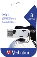 Mini USB Drive 8GB Sports Edition - Football