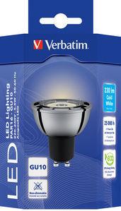 52015 PAR16 GU10 LED Flat