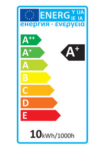 52132 Energy Rating Label