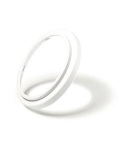 52205 Global No Packaging Rim White