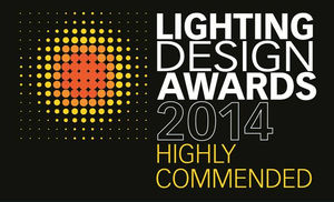 Lighting Design Awards 2014 - Highly Commended - VxRGB technology