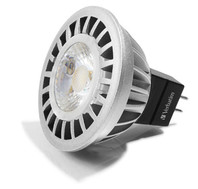 Verbatim LED GU5.3 5.5W 2700K 400lm