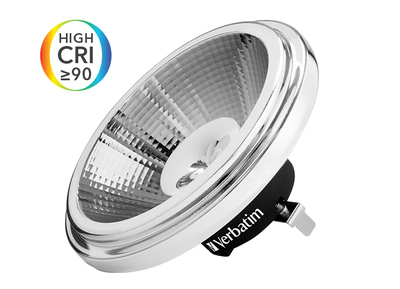 LED AR111 G53 10.0W-84W D 2700K 12D 675lm