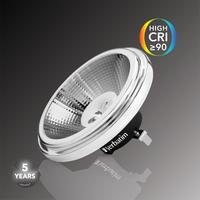 LED AR111 G53 10.0W-72W D 3000K 25D 700lm