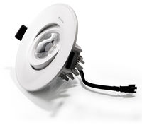 Verbatim LED downlight �arulja 12 W 685 lm 25� – bijela