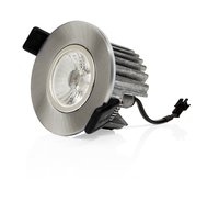 Verbatim LED Spotlight IP44 10W 4000K 840lm 40D - Argent
