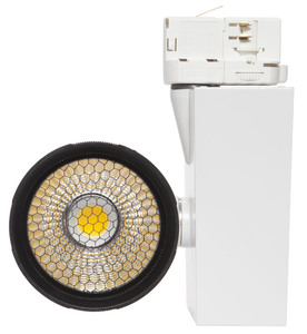 52436 Global No Packaging Flat 90Deg Lens Honeycomb