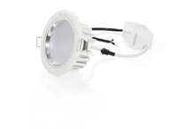 Verbatim LED-Downlight 104mm 11W 3000K 800lm