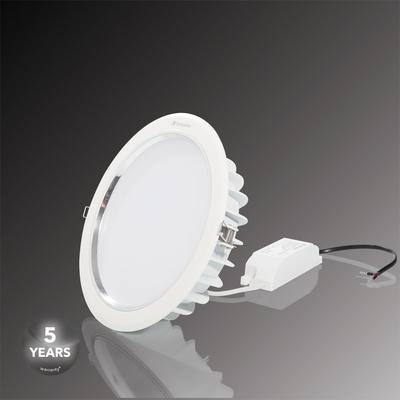 Downlight LED Verbatim de 235 mm 24 W 3000 K 2050 lm