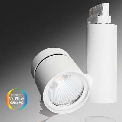 Verbatim LED Tracklight 28W 3000K 2400lm White