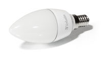 Verbatim LED Candle matt E14 4,5�W