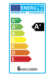52606 Global Energy Rating Label