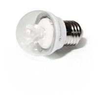 Verbatim LED Mini Globe E27 5,5 W