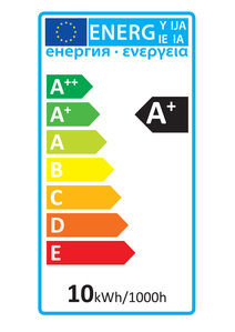 52611 Global Energy Rating Label