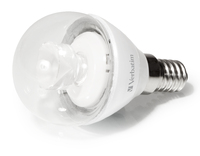Verbatim LED Mini Globe klar E14 4,5 W