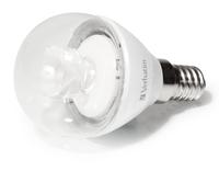 Verbatim LED Mini Globe prozirna žarulja E14 4,5 W