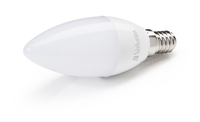 LED Candle E14 4.5W-30W ND 2700K 350lm Frost
