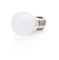 LED Mini Globe E27 3.1W-25W ND 2700K 250lm Frost