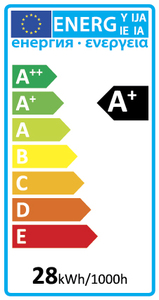 52705 Energy Rating Label