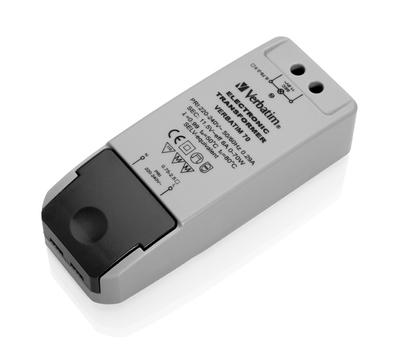 Trasformatore elettronico compatibile con LED a 12V