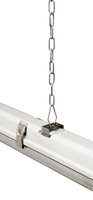 Verbatim LED Chain Suspension for Batten Luminaire IP65