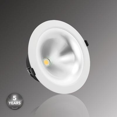 Verbatim LED-Einbaudownlight 170mm 15W 3000K 1500lm Weiß