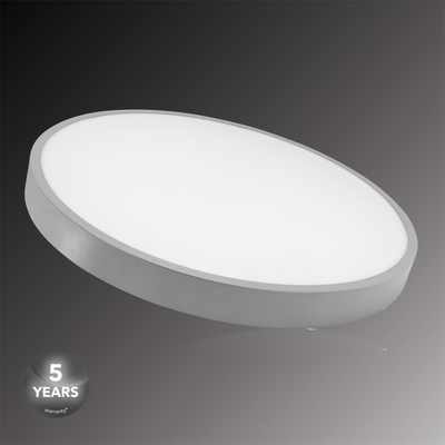 Verbatim LED Ceiling Light 500mm 35W 4000K 3600lm Silver