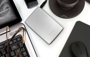 HardDrives Portable USB 2.0 Silver