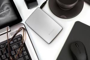 Evo HDD Lifestyle Silver