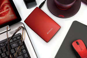 Evo HDD Lifestyle Red