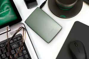 Evo HDD Lifestyle Green