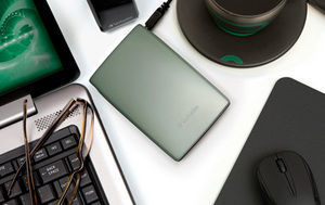 HardDrives Portable USB2Colours 320GB Green