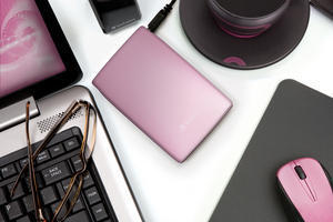 Evo HDD Lifestyle Pink