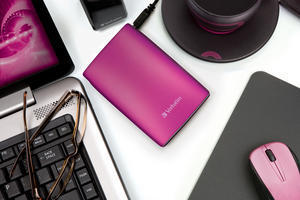 Evo HDD Lifestyle Hot Pink