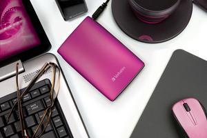 Evo HDD Lifestyle Hot Pink