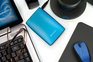 Evo HDD Lifestyle Caribean Blue