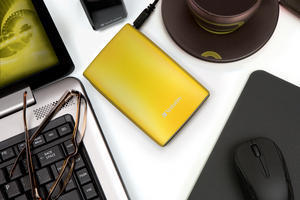Evo HDD Lifestyle Sunkissed Yellow