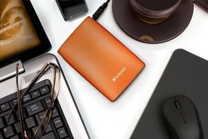 Evo HDD Lifestyle Volcanic Orange