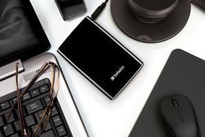 Evo HDD Lifestyle Black