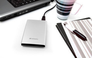 HardDrives Portable USB 3.0 Silver