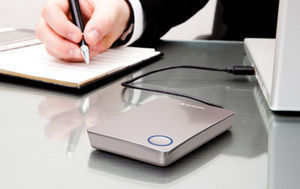 HardDrives Portable Executive Grey