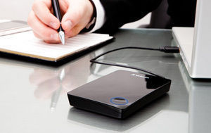 HardDrives Portable Executive Black