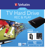 Store 'n' Go TV Hard Drive USB 3.0
