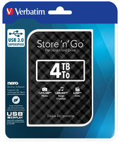 Store 'n' Go USB 3.0 Hard Drive