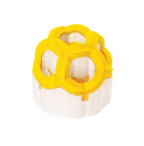3D Yellow BVOH LargeCageBall