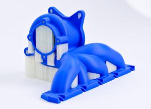 BVOH & PLA 3D Object 1