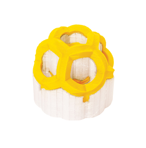 3D Yellow BVOH LargeCageBall