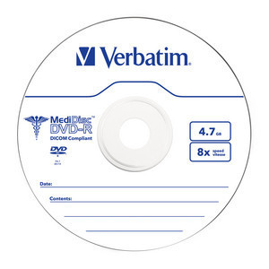 94905 DVD-R MediDisc Global Disc Surface